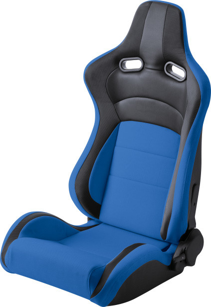 Easy Installation High Performance Car Seats For Sports Cars , Gaming Racing Seat